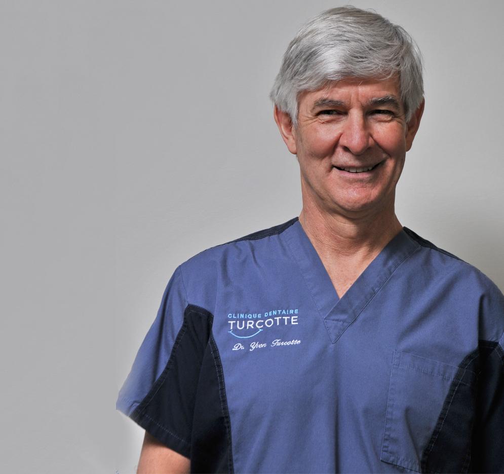 Dr Yvon Turcotte